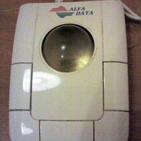 Alfa Data - a hanyattegér