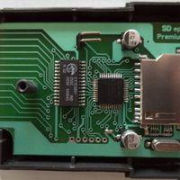 ENTERPRISE 128 SD Adapter - Prémium változat és EXDOS 1.4