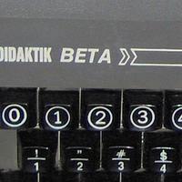 Didaktik Beta - 1 rész. - a történet