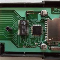 ENTERPRISE 128 SD Adapter Prémium - Rövid használati útmutató