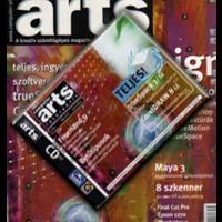 Digitális Grafika - Computer Arts Magazin Magyarul (egy magazin amely meghaladta kora minőségi igényeit)