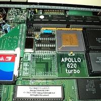 June Bug 4.rész, Apollo 620 turbókártya