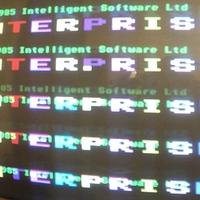 Enterprise 128 RGB videó csatlakozó ver. 2.1