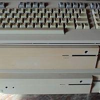 Commodore 128 gépek lélektana - alaplapok 1.rész