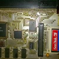 AMIGA 500 turbókártyák (újrakezdés) 8. rész - HC508