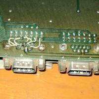 B2000 Com2 port javítás
