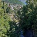Shdugra - a legnagyobb vízesés Grúziában