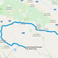 Signagi - grúziai Olaszország egy kis spiritualitással fűszerezve