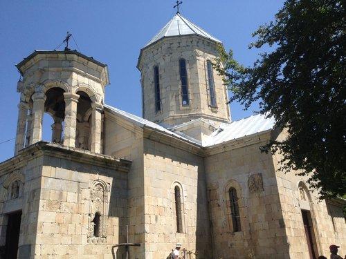 Mravaldzali Szent György templom