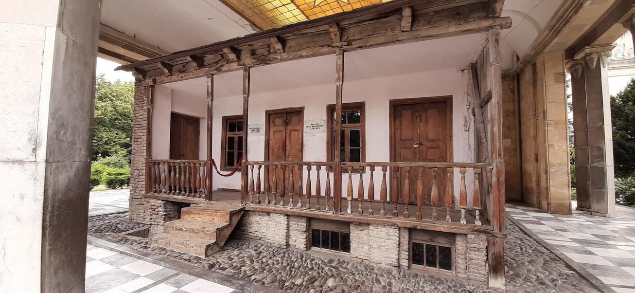 Sztálin szülőháza