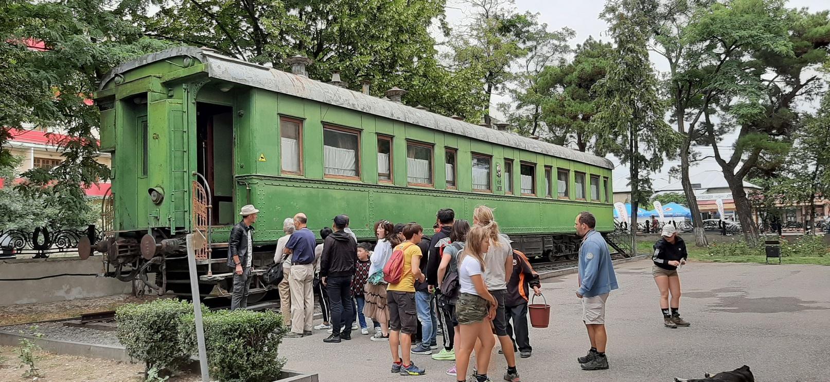 Sztálin vonata