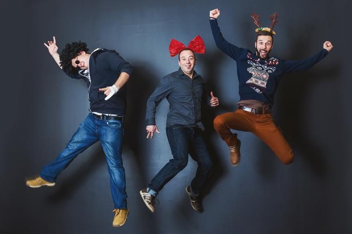ezek az őrült fiúk! :-)
