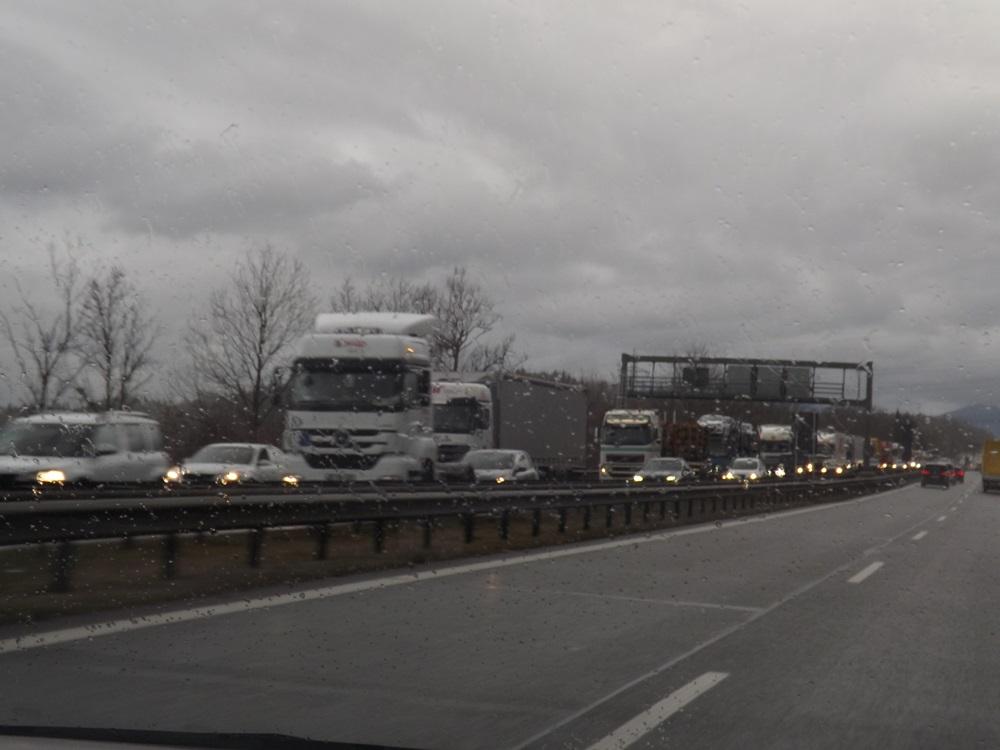 autópálya német határ