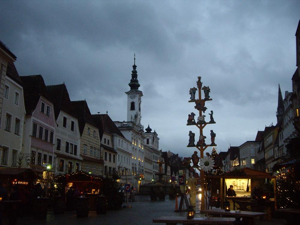 """Adventmarkt """"Altstadt Steyr"""""""