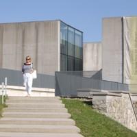 Mauthausen... a tábort körülölelő emlékpark