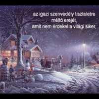 Boldog Karácsonyt minden kedves olvasómnak!