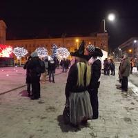Szilveszter éjszaka Győr belvárosában