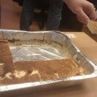 Köszönjük a sütit!