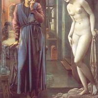 Pygmalion és az  Aphrodité-szobor –  Avagy a türelem szexet terem