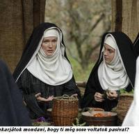 Apácák, apátnők, papok: szex a kolostorban