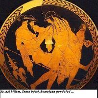 Zeusz, a biszexuális? Avagy a szépfiú meg a főpernahajder
