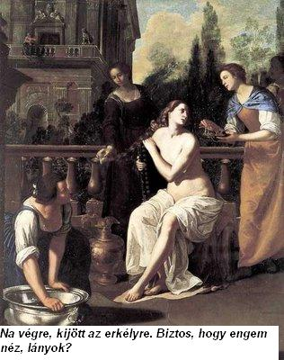 Artemisia Gentileschi - David y Betsabé - 1640.jpeg
