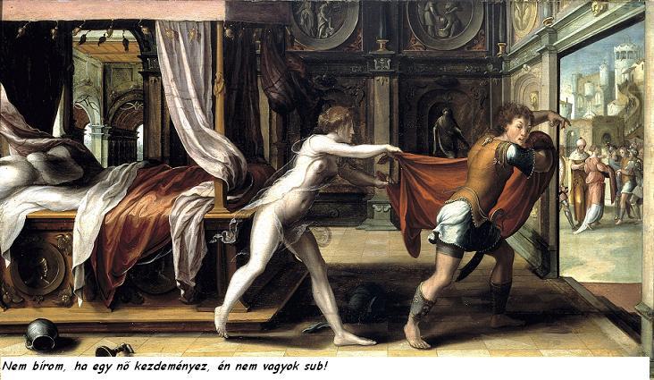 P_ Coecke van Aelst Jozef en de vrouw van Potifar 3.jpg