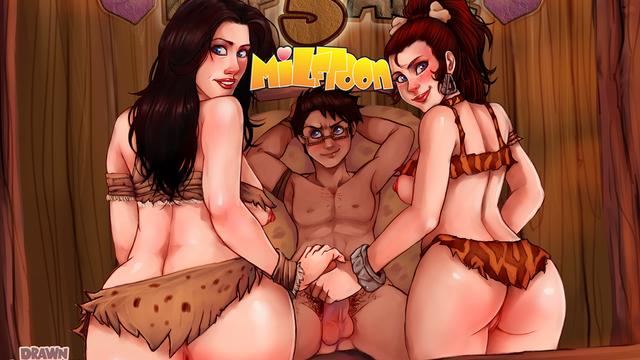 MILF becsapott a szexbe