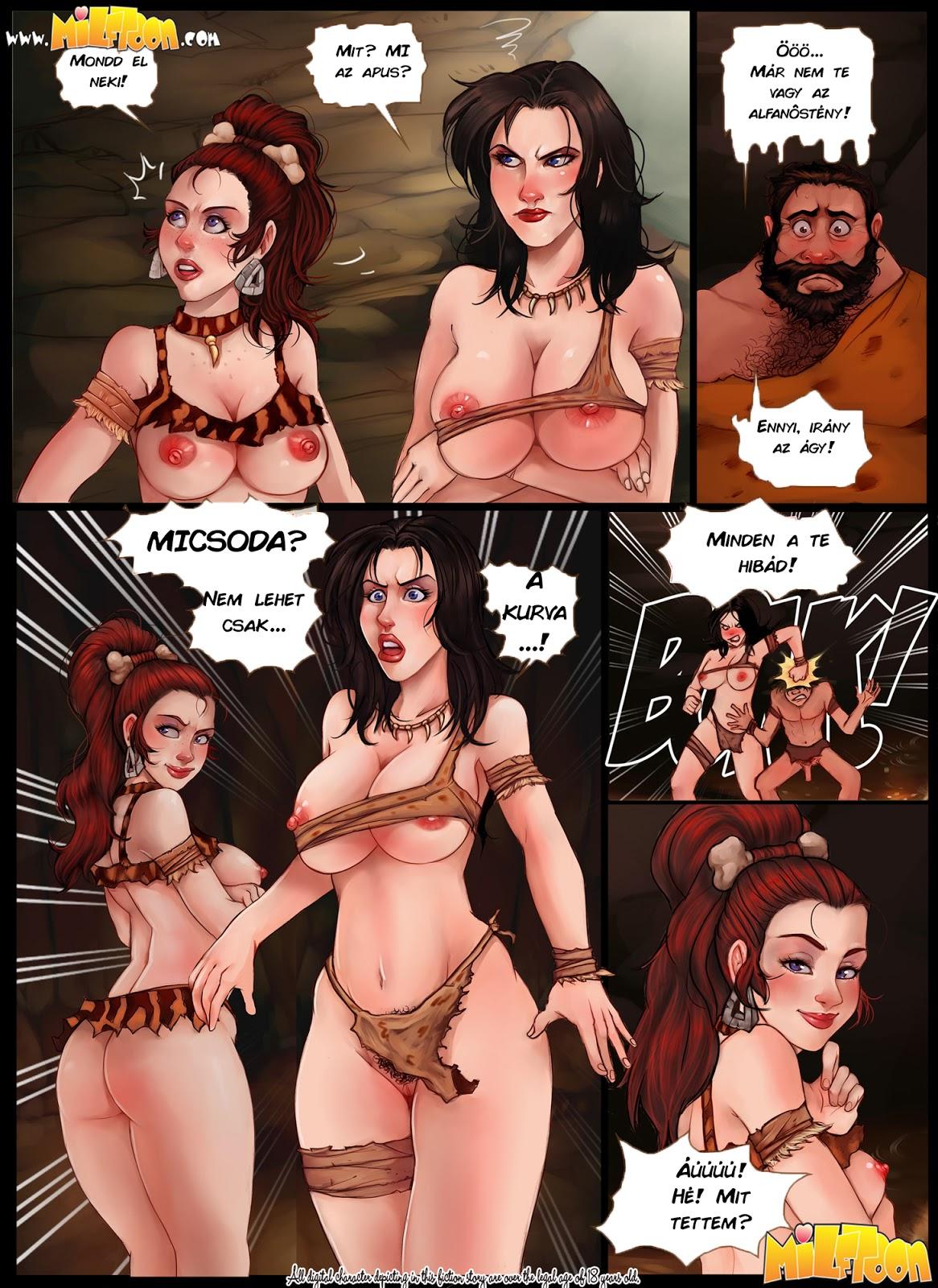 Képregény pornó MILF