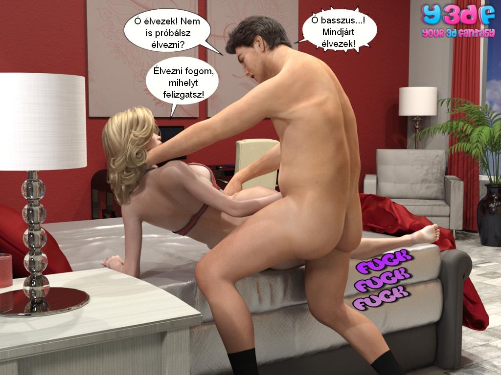 Pornó képregény blog