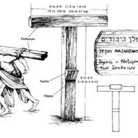 Mit hordozott Jézus a Via Crucison?