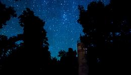Asztrofotózás a Naszályon