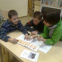 Február: Boráros tér: könyvtár