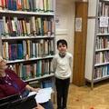 Szavalóverseny a könyvtárban