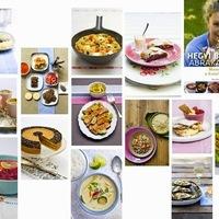 Hegyi Barbara szakácskönyve