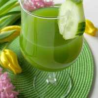 Juice receptek uborkával