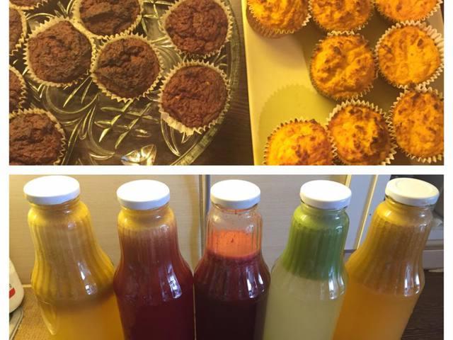 Pépek felhasználása - céklás és répás muffin