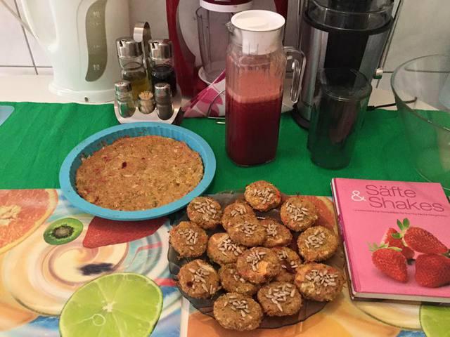 Pépek felhasználása - pogi/muffin és pizza