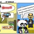 Óriáspandák vs. Koalák