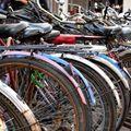 Életveszélyt hárított az ajándékozó biciklis