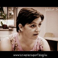 Beszélgetés Bálint Sugárkával