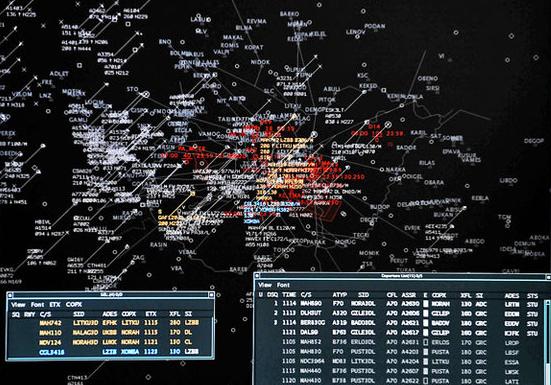Légiforgalmi irányító szimulátor