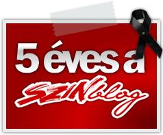 5 éves a SZINblog
