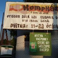 Kompház - Hol együnk sülthalat Budapesten?