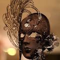Gyönyörű karneváli álarcok