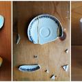 Házi barkács kintsugi - Kreatív újrahasznosítás és csipetnyi filozófia hétköznapi anyagokból