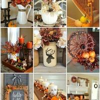 Szívet melengető őszi otthondíszek
