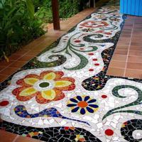 Mozaik az otthonunkban