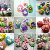 Húsvéti filctojások