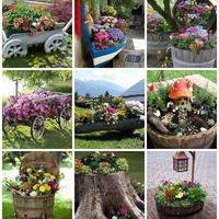 Kertszépítő inspirációs ötletek